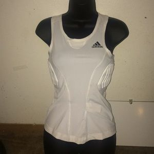 Adidas techfit compression tank top